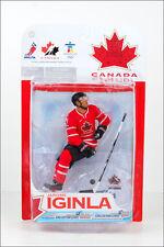 McFarlane Nhl Team Canada 2010 Jerome Iginla - Red Jersey (Avs/Flames) Figure