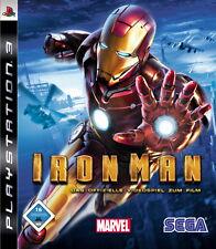 Ps3-PLAYSTATION 3 IRON MAN-IL VIDEOGIOCO UFFICIALE (Sony) gioco in scatola originale
