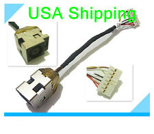 DC Power Jack in cable for HP PAVILION G6-1B68NR G6-1B70US G6-1D86NR G6-1B87CL