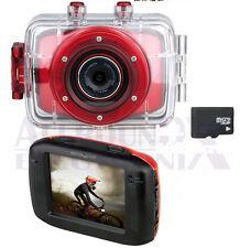 "EASYPIX Action-Kamera Action Cam ""GoXtreme Race"" Weitwinkel 3m wasserdicht 720P"