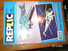 $ Replic n°19 Grumman Bearcat Savoia Marchetti S79 Westland Sea King SH-3H