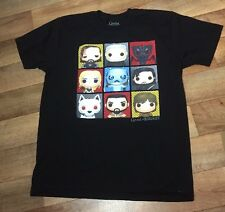 HBO Game of Thrones Funko Pop! Grid T-Shirt - Men's Size L