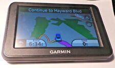 GARMIN NUVI 40 GPS NAVIGATOR BUNDLE