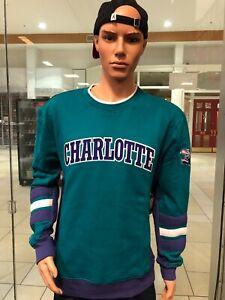 Charlotte Hornets NBA Home Town Champs Crewneck Sweatshirt Mitchell & Ness