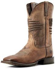 Ariat Men's Circuit Patriot Western Boot Square Toe 10029699