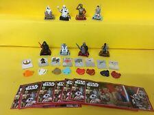 Komplettsatz Star Wars aus China 2018 SE760  - SE767 mit allen BPZ
