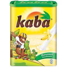 Kaba Banana -Soluble beverage powder with banana flavored milk mix drink
