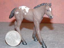 Dollhouse Miniature Horse Foal 2.50 inch Safari Ltd Animal Dollys Gallery B14