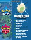 Pokemon Sword and Shield   Custom Eggs Perfect IV│Regular•Shiny•Sq.Shiny│