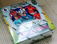 2020-21 Panini Prizm English Premier League Soccer Mega Box Factory Sealed EPL