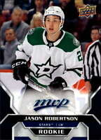2020-21 Upper Deck MVP Hockey Blue Factory Set Break #249 Jason Robertson Dallas