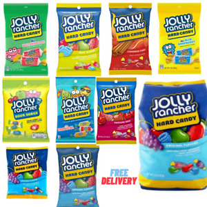 Jolly Rancher American Hard Candy USA Imported 7oz-198g big bags 8 Flavours!!