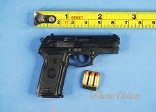 BERETTA GUN PISTOL M8045 Cougar F 1:3 Scale Action Figure Toy Model K1181 F