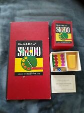 Skudo board game 1950s edition - complete - Waddingtons
