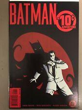 Batman 10-Cent Adventure 2002 DC Rucka, Burchett, Janson Bruce Wayne Murderer