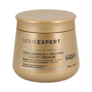 L'OREAL PRO ABSOLUT REPAIR Masque restructurant Gold Quinoa + Protein 250ml