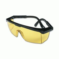 GAFAS DE PROTECCION CROSNNAR AMARILLAS PATILLAS REGULABLES, AIRSOFT PAINTBALL