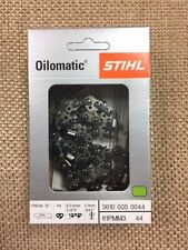"GENUINE STIHL CHAIN 61PMM3 44 for 12"" BAR 3/8"" P, .043"" G 36100050044 NEW IN BOX"