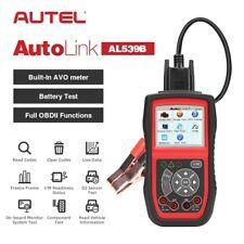 Autel AL539B OBD2 Scanner Fault Code Reader Battery Tester Auto Diagnostic Tool