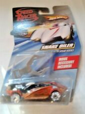 hotwheels  speed racer  snake oiler  with spearhooks