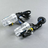 2x Car 55W HID Xenon Headlight Lamp Head Light For H1 Bulbs Replacement 12V New