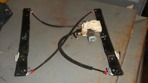FORD S MAX 06/14 PASSENGER FRONTNSF ELECTRIC WINDOW MOTOR + REGULATOR 0130822287