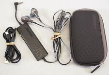 Bose QC20i Noise Cancelling In-ear Headphones - w/ Case for IOS Apple