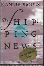 The Shipping News - Annie Proulx SIGNED 1st/1st 1993 HCDJ