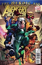 AVENGERS ACADEMY #2 - Back Issue