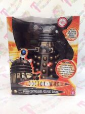 Doctor Who Radio Controlled Assault Dalek - BNIB VERY RARE MORE AVAILABLE!