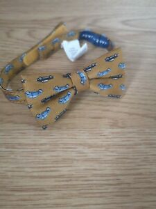 New Baby Toddler Boys Cars branded Bow Tie Bow Janie & Jack