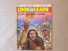 Look & Learn Magazine No 565 11th November 1972