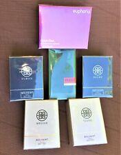 Perfumes - Hugo Man, Euphoria,  Meliae, Tiane,  Baume, and Dubois