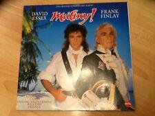 MUTINY! 1985 Original London Cast Recording David Essex Frank Finlay NEAR MINT