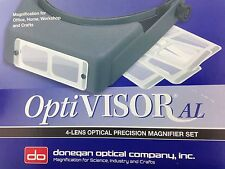 Donegan OptiVisor LX Kit  4 Lens