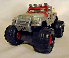 2013 MATCHBOX 1/25 JURASSIC PARK JEEP MONSTER TRUCK
