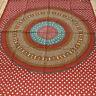 Couvre-lit tissu déco SITA Rajasthan Couvre-Lit Coton Motif UNITAIRE