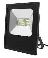 50w = 500w Wide Beam LED Security Flood Light Garden Outdoor Forecourt Light
