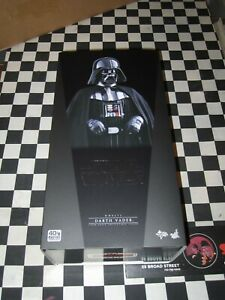 IN HAND Hot Toys 1/6 Scale Star Wars Empire Strikes Back Darth Vader MMS572