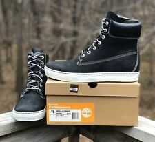 NEW Mens Timberland Earthkeepers Boots | Size 11 | Black and White Shoes