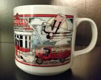 12oz Amoco Gas, the American Oil Co Mug