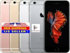 Apple Iphone 6S 16GB Factory Unlocked 4g LTE SPACE GRAY ROSE GOLD SILVER