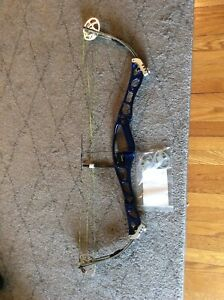 Hoyt Vantage Pro Compound Bow With Schaffer XV Arrow Rest.Rest never used.