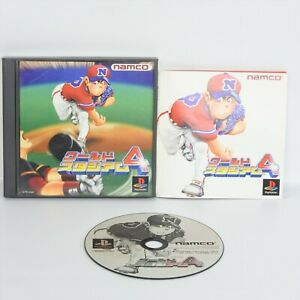 WORLD STADIUM 4 PS1 Playstation ccc For JP System p1