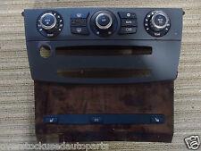 heater AC temp control seat heater fan switch radio bezel trim Oc14A010