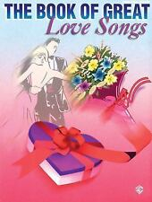 The Book of Great Love Songs (1999, Paperback)