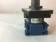 Kraus & Naimer: CH10 Blue Line Selector Switch