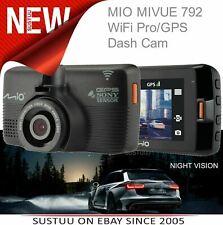 Mio Mivue 792 WIFI Pro GPS Car Dash Camera│1080p Video Recording│Night Mode│WiFi