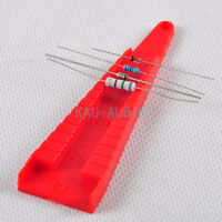 1pc 100mm  Lead Benders Carbon Compos Resistor Axial Capacitor Forming Tooling