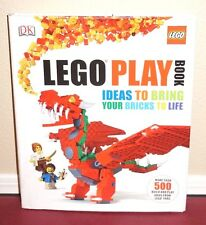 LEGO Play Book: Ideas to Bring Your Bricks to Life, Daniel Lipkowitz HB